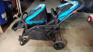 Double baby stroller for Sale in Alta Loma, CA