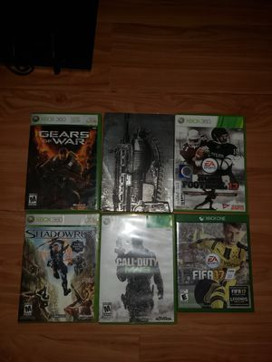 XBox 360 Games for Sale in WHT SETTLEMT, TX