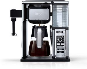 Ninja Bar Coffee Maker with Carafe and Frother! NEW!! for Sale in Fresno, CA