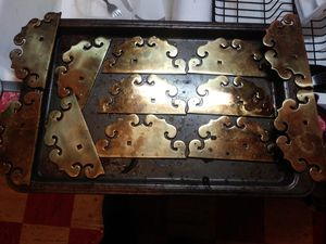 Brass furniture cover s-12 total for Sale in Wausau, WI