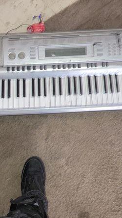 Piano Keyboard for Sale in Oakland,  CA