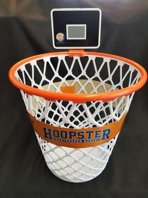 Hoopster wastebasket for Sale in Las Vegas, NV