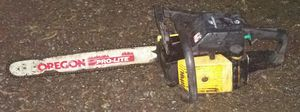 """McCulloch Pro Mac 20"""" Chainsaw for Sale in Salem, OR"""