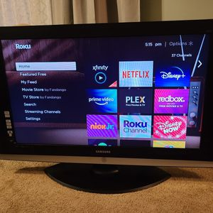 """Samsung 40"""" LCD TV for Sale in Cherry Hill, NJ"""