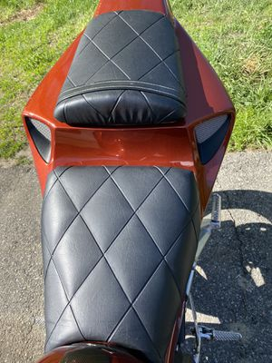 Motorcycle upholstery for all makes Honda/Suzuki/Yamaha for Sale in Wilmington, MA