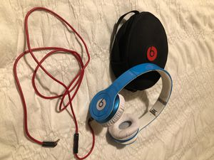 Beats Solo headphones w/ Cable for Sale in San Diego, CA