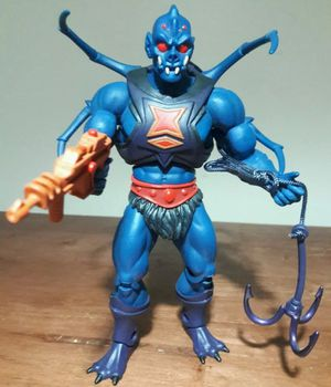 Masters Of The Universe Webstor Action Figure he-man motu toy for Sale in Marietta, GA