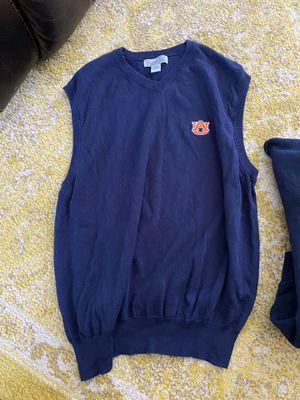 GUC Auburn sweater vest medium Gus Malzahn for Sale in Madison, AL