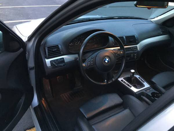 BMW E46 Sedan Coupe M3 Interior Exterior Engine Trans project partout parts  chassis seats door for Sale in Peoria, AZ - OfferUp