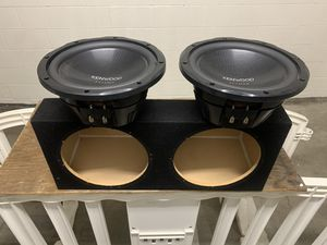 12 Subwoofers for Sale in Anaheim, CA