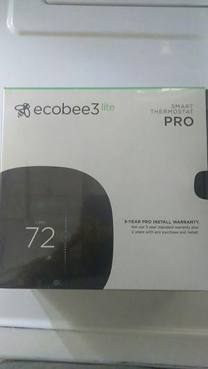 ecobee3 lite Smart thermostat for Sale in Stockton, CA