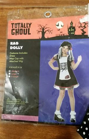 Rag Doll Halloween costume for Sale in Spring Valley, CA