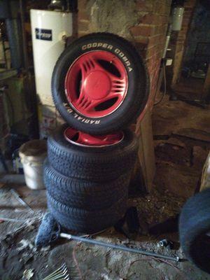 Mustang wheels for Sale in Meriden, CT