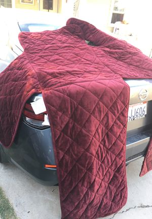 Recliner couch pet cover (2) for Sale in Escondido, CA