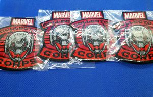 4 Brand New Marvel Collector Corps Patch for Sale in Midlothian, VA