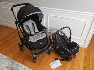 Graco travel set for Sale in Methuen, MA