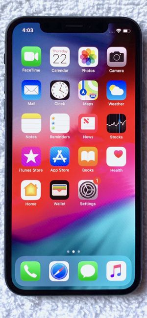 iPhone X 256GB AT&T or T-Mobile for Sale in Riverside, CA