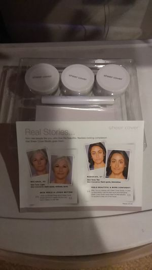 Sheer Cover Studio makeup for Sale in Gaithersburg, MD