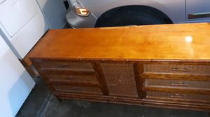 Dresser made if real wood for Sale in Port Neches, TX