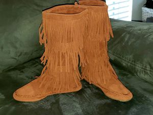 Fringe Boots for Sale in Miami Gardens, FL