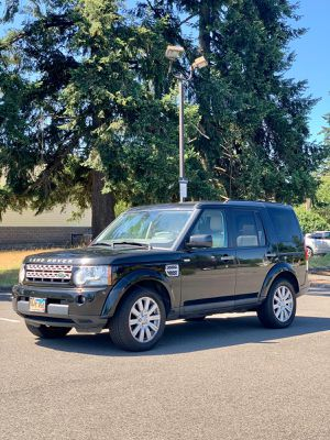 2012 Landrover LR-4 for Sale in Tacoma, WA