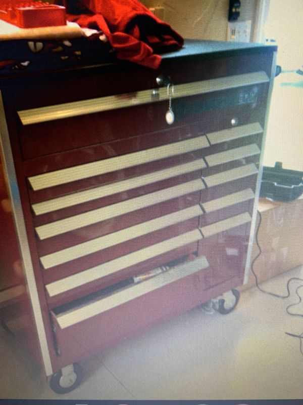Cornwell Tool Cabinet - For Sale - free delivery by June 26