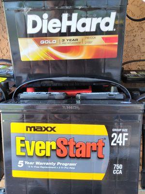 Regular batterys for Sale in Industry, CA