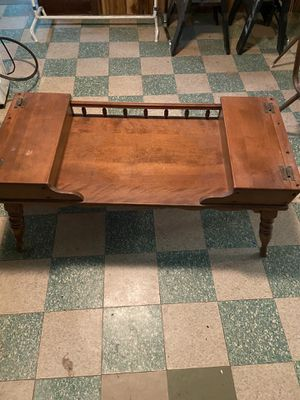 Vintage table ends open storage for Sale in Parma, OH