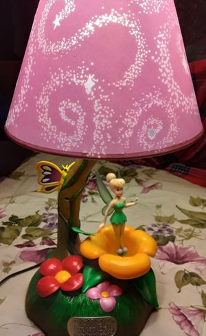 Disney's Tinckle Bell Lamp for Sale in Piedmont, SC
