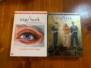 Nip Tuck complete 1st and 4th season for Sale in IND CRK VLG, FL