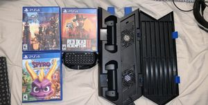 Ps4 games & other items for Sale in New Bedford, MA