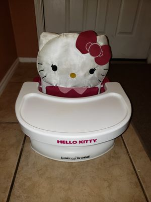 Hello Kitty Portable High Chair for Sale in Leander, TX