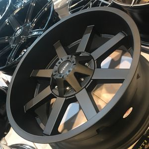 "22""inch DCENTI WHEELS for Sale in Puyallup, WA"