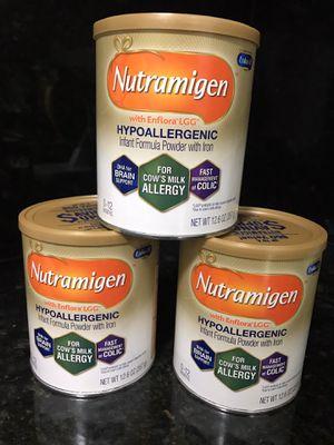 Nutramigen 12.6 oz for Sale in West Palm Beach, FL