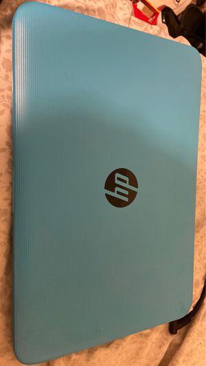 Sky Blue HP Stream - 11-y010wm Laptop for Sale in Janesville, WI