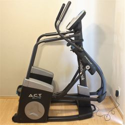 NordicTrack A.C.T. Elite Elliptical Cross-Trainer Exercise Workout Machine Cardio Fitness Treadmill for Sale in San Dimas,  CA
