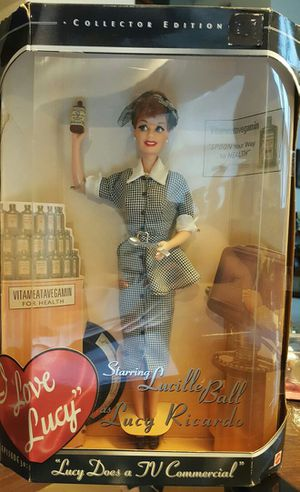 I LOVE LUCY BARBIE Collector Edition for Sale in Woodbridge, VA