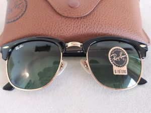 Brand New Authentic Clubmaster Sunglasses for Sale in Houston, TX