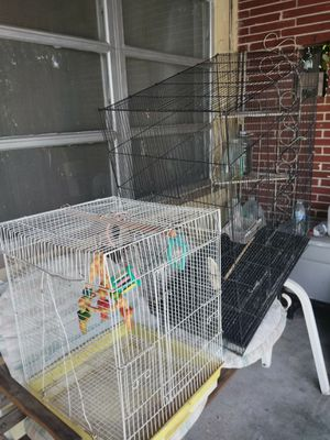 2 bird 🐦 Cages for Sale in Winter Haven, FL