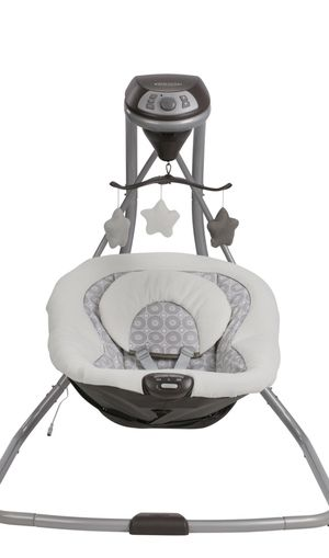 Graco star gray swing. for Sale in Houston, TX