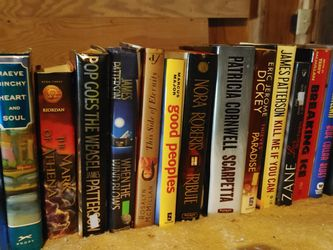 Book Collection to Many To Name. Over 100 Books To Read for Sale in Conyers,  GA