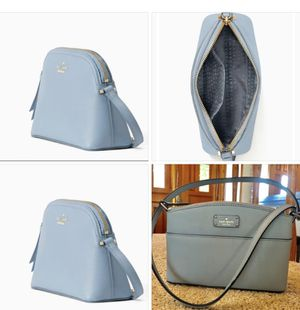 NWT Kate Spade Crossbody Bag - pale blue for Sale in El Cajon, CA