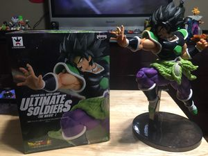 DBZ, Broly, Dragonball for Sale in Burleson, TX