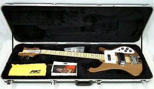 2016 Rickenbacker 4003SW Walnut Lightweight Dot Inlays 4 String Bass Guitar for Sale in Los Angeles, CA
