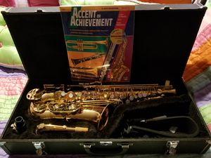 Alto Saxophone by Jean Baptiste for Sale in Lake Hopatcong, NJ