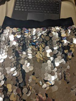 Sequin Midthigh Skirt for Sale in Augusta,  KS