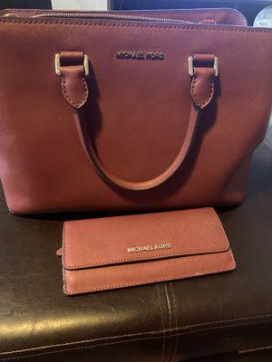 Michael Kors bag with wallet for Sale in Scottsdale, AZ