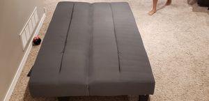 IKEA futon bluish gray for Sale in Andover, KS