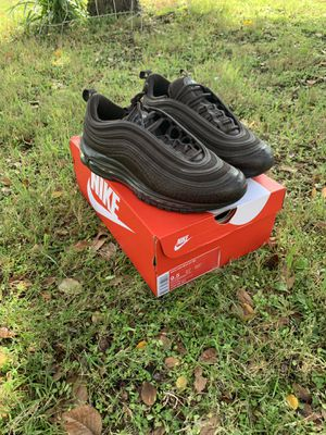 Nike AirMax 97 Triple Black Reflective for Sale in Lewisville, TX