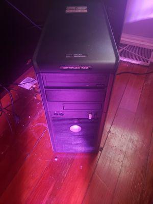 Dell optiplex with LG monitor for Sale in Winnsboro, SC